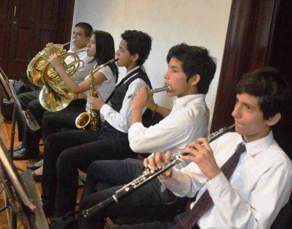 Concierto instrumental