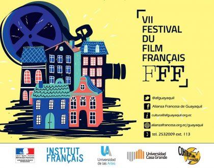VII Festival del Filme Francés │ Inauguración
