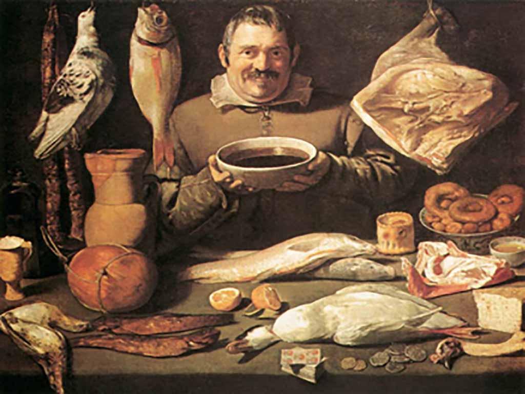 Charla hist rica la curiosa historia de la gastronom a for Gastronomia francesa historia