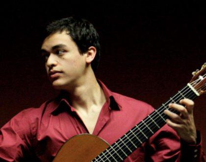 Concierto │ Guitarra clásica con Alvaro Durango │ 2 abril