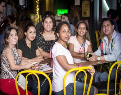 Encuentro lingüístico | 21 de marzo | Artur's Café