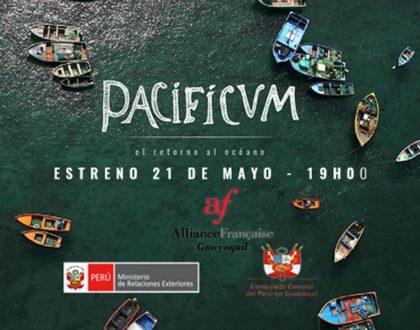 """Sesión de cine │ """"Pacificum"""", el retorno del océano │ 21 de mayo"""