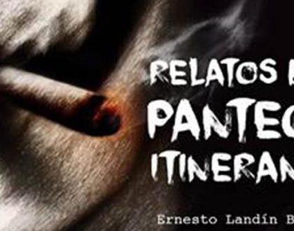 """Saxo-ficción │ Lanzamiento de libro """"Relatos de panteón itinerante"""" │ 4 sept. 2018"""