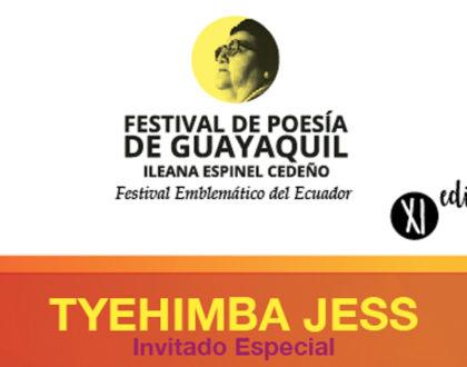 Poesía │ Festival Iliana Espinel Cedeño │ Clausura 26 oct.
