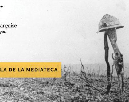Charla: El Centenario del fin de la Primera Guerra Mundial │ 16 nov.