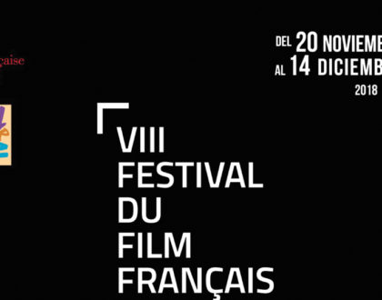 Festival de Cine Francés │ VIII FFF 2018 Guayaquil │ Del 20 nov. al 14 dic.