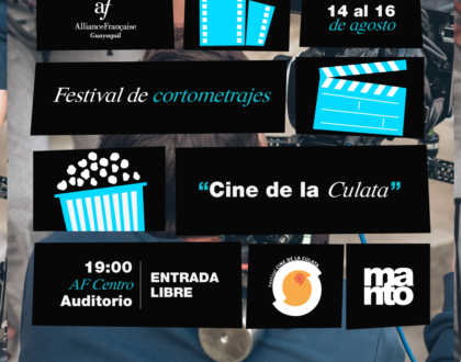 "Festival de cortometrajes ""Cine de la Culata"""