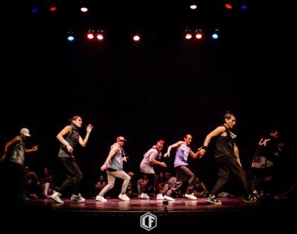 "Gala de danza urbana ""Guayaquil In Da House, Danza de Calle"""
