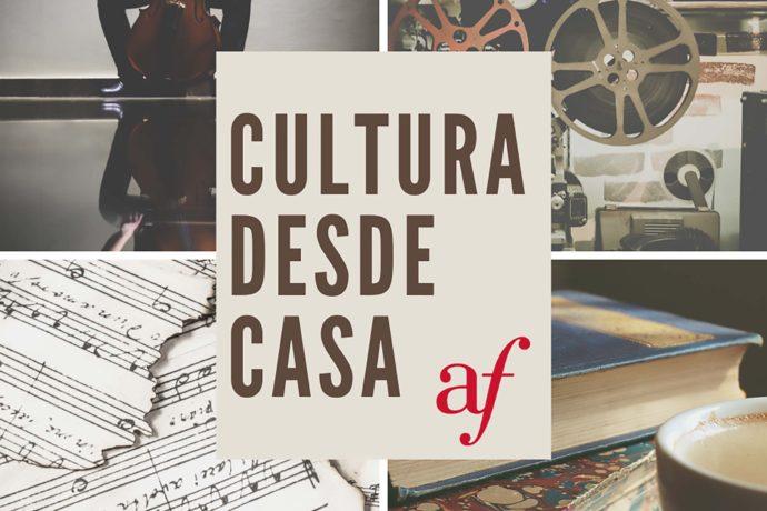 Alianza Francesa de Guayaquil propone la agenda #CulturaDesdeCasa