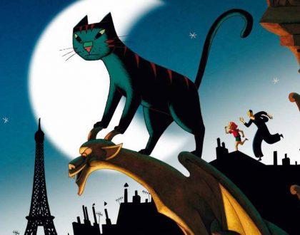 Cine francés en Urdesa: Une vie de chat