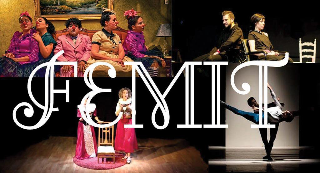 FEMIT   1° Festival de Micro Teatro   13 y 14 sept. 2018