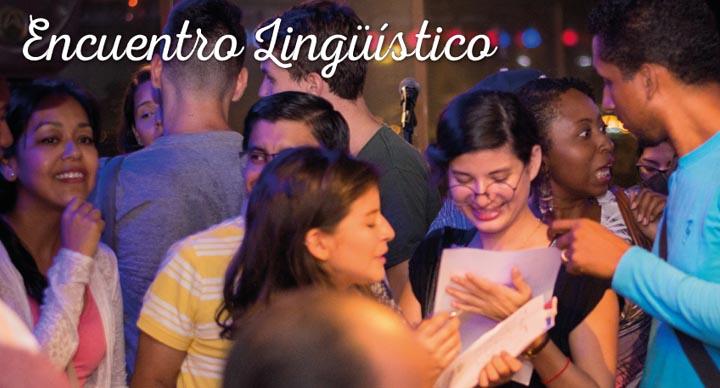 Encuentro Lingüístico |  5 sept. 2018