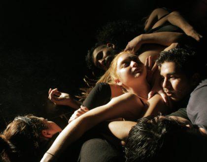Espectáculo de danza contemporánea