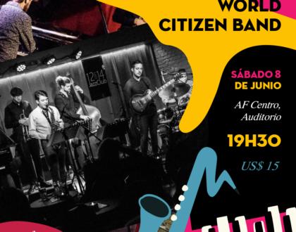 Concierto de Jazz - World Citizen Band