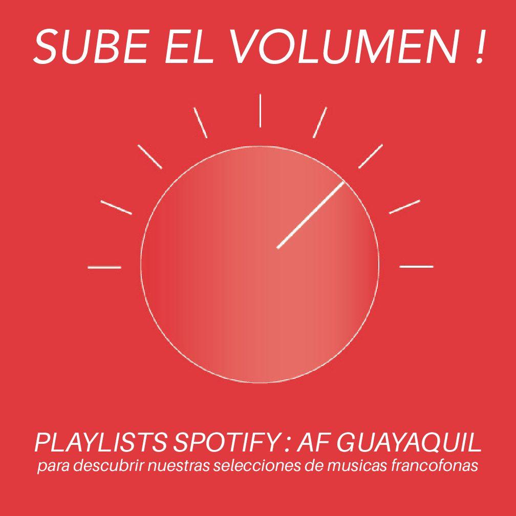 Spotify - Alianza Francesa de Guayaquil